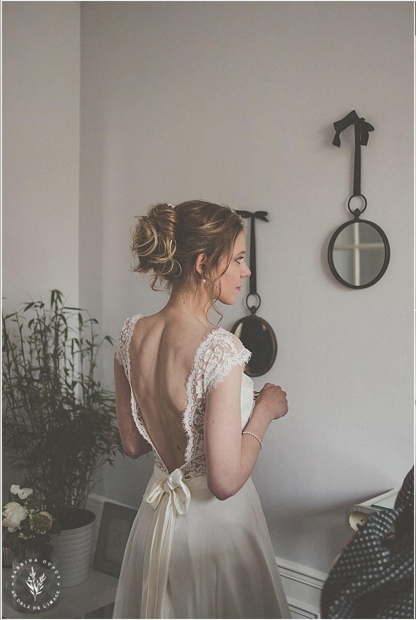 Robe mariage en juin